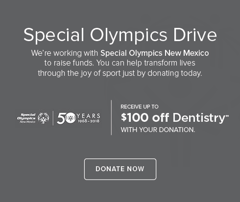 Special Olympics Drive - Rio Rancho Modern Dentistry and Orthodontics