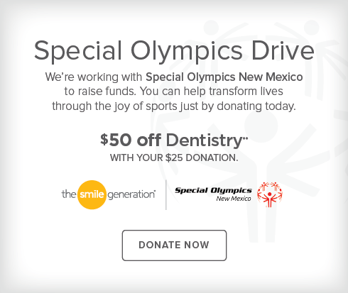 Rio Rancho Modern Dentistry and Orthodontics - Special Olympics New Mexico
